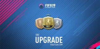 FIFA 19 Squad Building Challenges Rewards - Upgrades SBCs