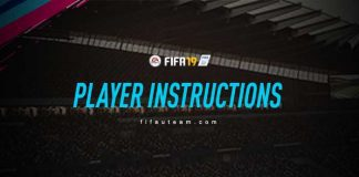 FIFA 19 Player Instructions Complete Guide