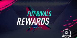 FUT Rivals Rewards for FIFA 19 Ultimate Team