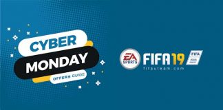 FIFA 19 Cyber Monday Offers Guide