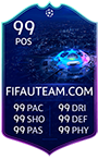 FIFA 19 UCL OTW Items - UEFA Champions League Road to the Final Live Squad