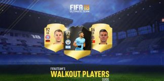 FIFA 18 Walkout Players Guide for FIFA Ultimate Team