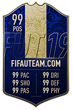 FIFA 19 TOTY Cards Guide – FUT 19 Team of the Year IF Players