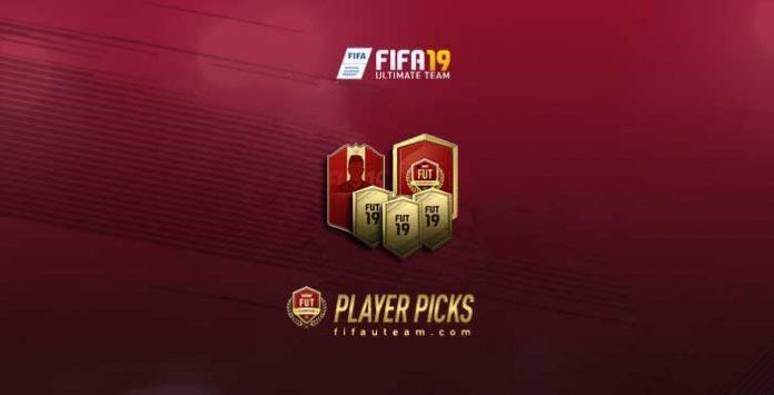 FIFA 19 FUT Champions Player Picks Rewards