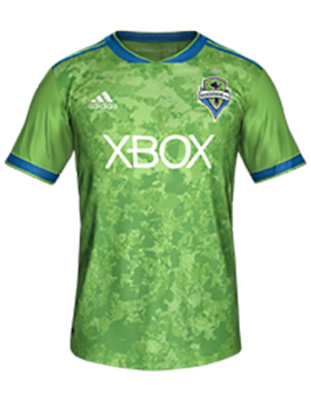 Seattle Sounders Kit