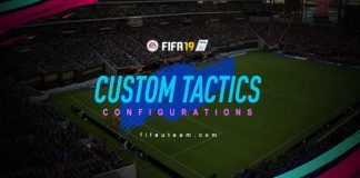 The Best FIFA 19 Custom Tactics Configurations
