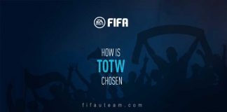 How are TOTW Players Chosen on FIFA Ultimate Team