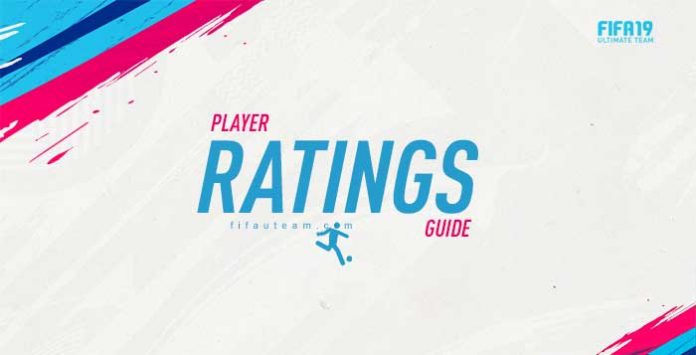 Player Ratings Guide for FIFA 19 Ultimate Team