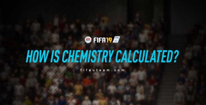 How is Chemistry Calculated in FIFA 19 Ultimate Team