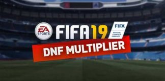 DNF Multiplier Guide for FIFA 19 Ultimate Team