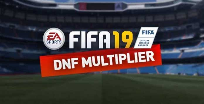 DNF Multiplier Guide for FIFA 19 Ultimate Team
