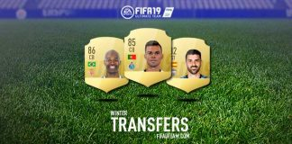 FIFA 19 Winter Transfers