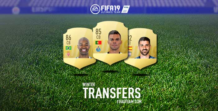 7dd9b36281e5 FIFA 19 Winter Transfers - Complete and Updated Players List