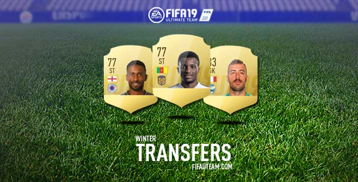 FIFA 19 Winter Transfers - Full and Updated Players List