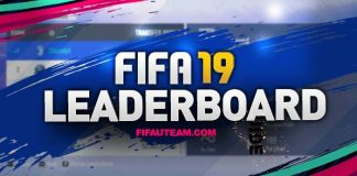 FIFA 19 Leaderboard - Match Earnings, Transfer Profit, Club Value & Top Squad