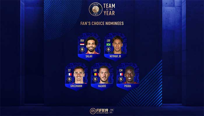 FIFA 19 TOTY Cards Guide