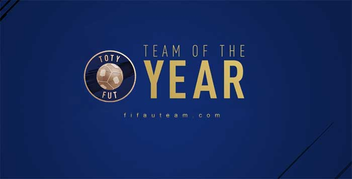 FIFA 12 Team of the Year