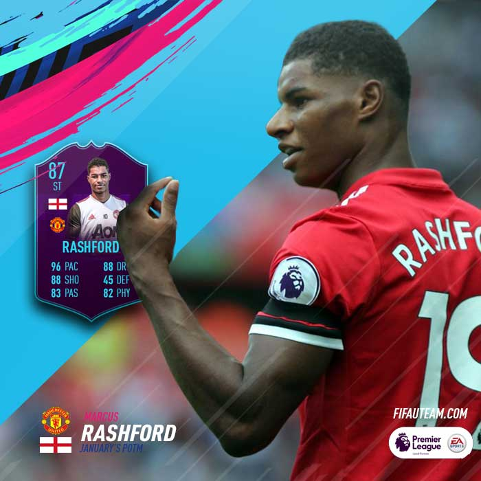 FIFA 19 Premier League Player of the Month - All FIFA 19 POTM Cards