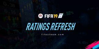 FIFA 19 Ratings Refresh