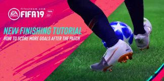 FIFA 19 Finishing Tutorial - How to Score More Goals After the Patch