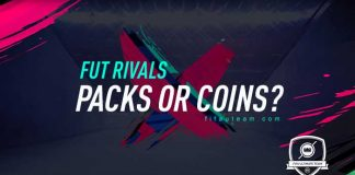 Best FUT Division Rivals Rewards to Choose: Packs or Coins