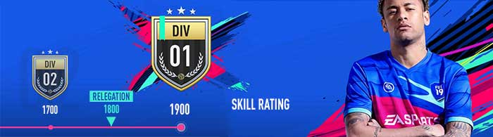 FUT Division Rivals Rewards for FIFA 19 Ultimate Team