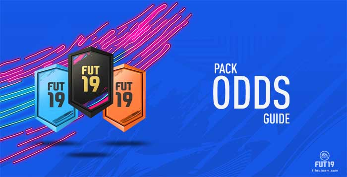 FIFA 19 Pack Odds Guide - Pack Probability in FUT