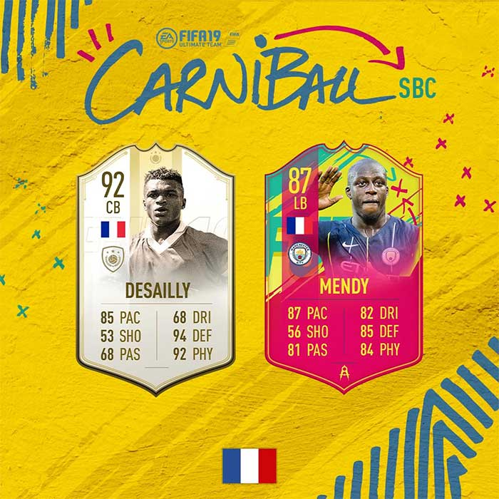 FIFA 19 Carniball Event Guide and Offers List