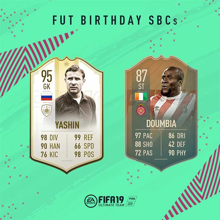 FIFA 19 FUT Birthday Offers Guide