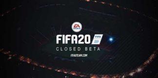 FIFA 20 Beta