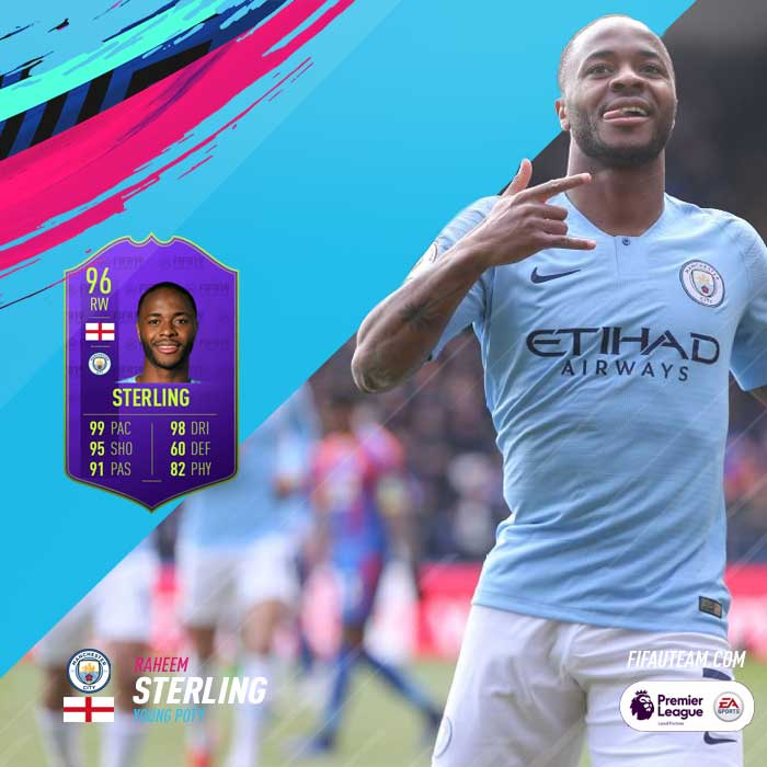 FIFA 19 Award Winner Cards List