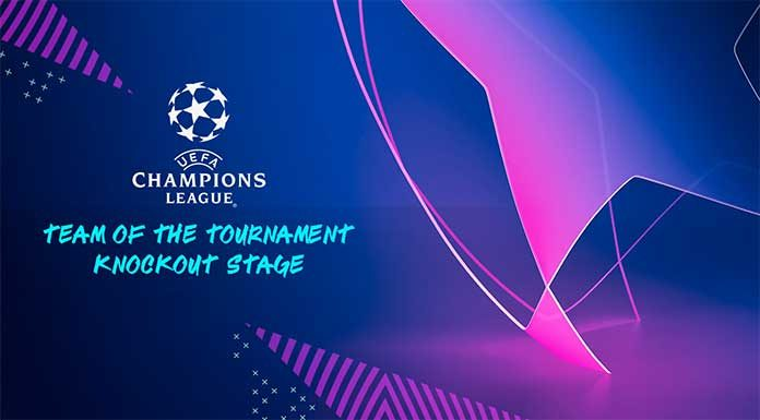 FIFA 19 Team of the Knockout Stage (TOTKS)