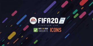 New FIFA 20 Icons - Vote for Your Favourites