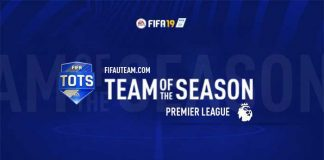 FIFA 19 Premier League Team of the Season