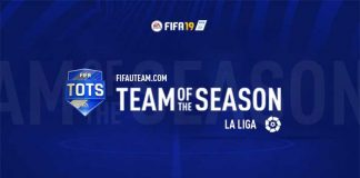 FIFA 19 LaLiga Team of the Season