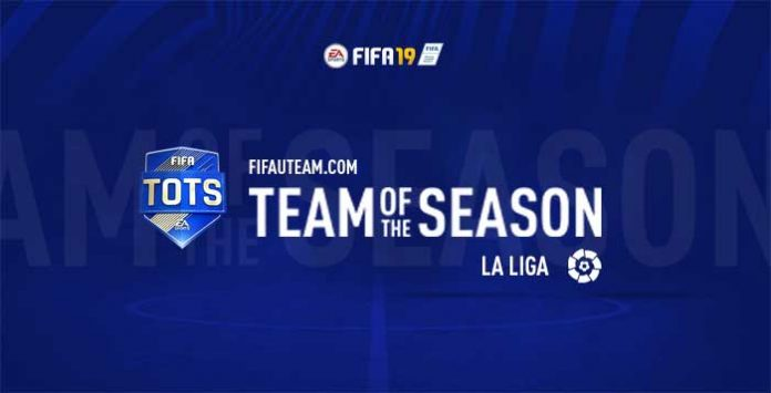 FIFA 19 LaLiga Team of the Season