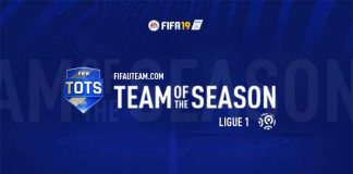 FIFA 19 Ligue 1 Team of the Season