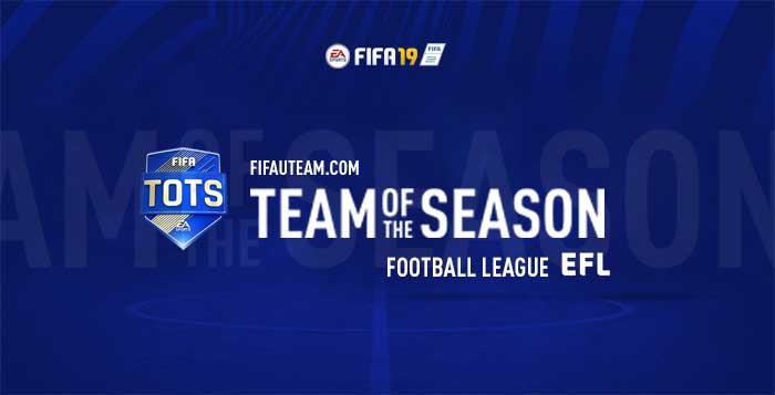 FIFA 19 English Football League Team of the Season