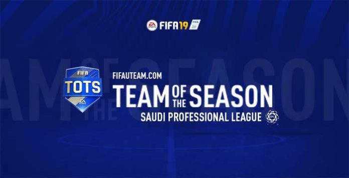 Saudi Professional League Team of the Season