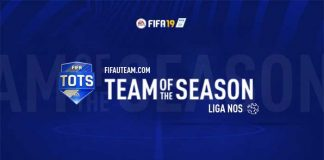 FIFA 19 Liga NOS Team of the Season