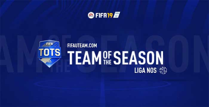 FIFA 19 Liga NOS Team of the Season