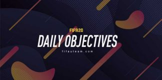 FIFA 20 Daily Objectives