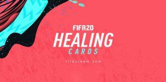 FIFA 20 Healing Cards