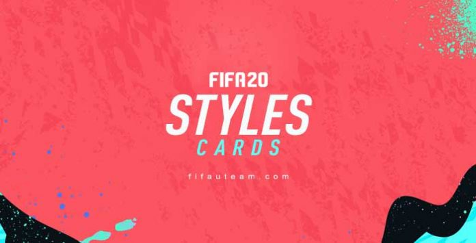 Chemistry Styles Cards for FIFA 20 Ultimate Team
