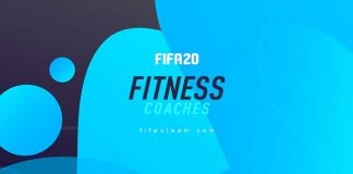 FIFA 20 Fitness Coaches Cards Guide