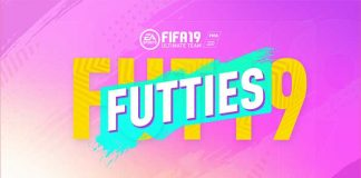 FIFA 19 FUTTIES