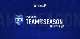 FIFA 19 Eredivisie Team of the Season