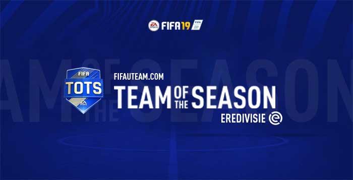 FIFA 19 Eredivisie Team of the Season