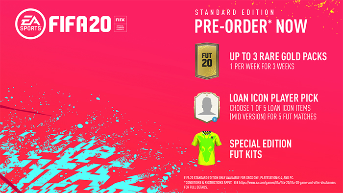 Guide to Buy FIFA 20 - Prices, Stores, Editions, Dates & More