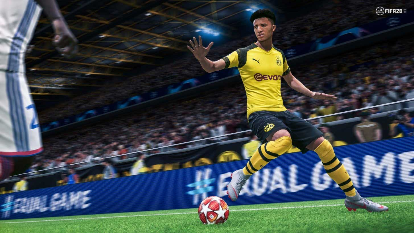 FIFA 20 Gameplay Features